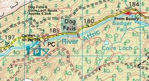 Dog-Falls---Coire-Loch-rout