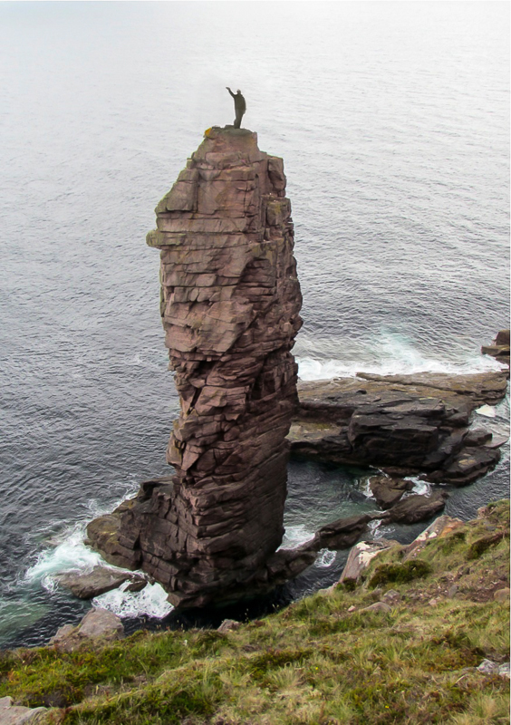Old Man of Stoer Walk.